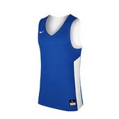 Nike AS M Tank Reversible [867767-494] 男 籃球 運動 背心 透氣 雙面 藍白