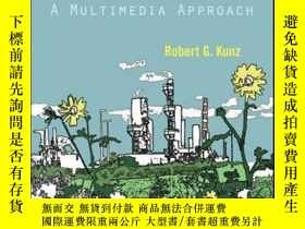 二手書博民逛書店Environmental罕見Calculations: A Multimedia ApproachY4100