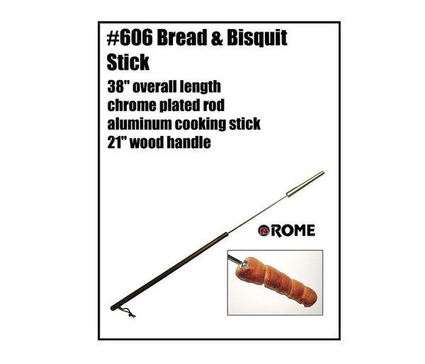 丹大戶外用品【ROME】美國 606 捏麵人烤具 串燒/串烤/燒烤烤具/鑄鐵烤具