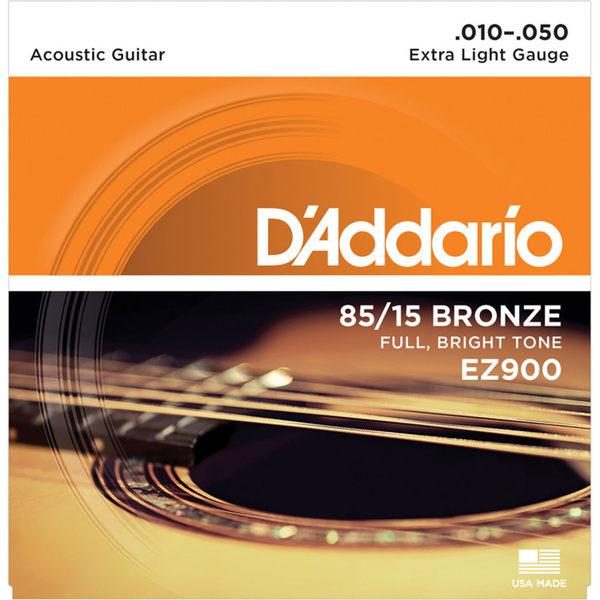 小叮噹的店 美國D addario木吉他弦 EZ890 EZ900 EZ910 EZ920 85/15合金 公司貨