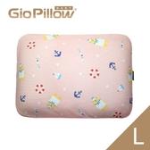 韓國GIO Pillow 超透氣防螨兒童枕頭L號-水手熊粉[衛立兒生活館]