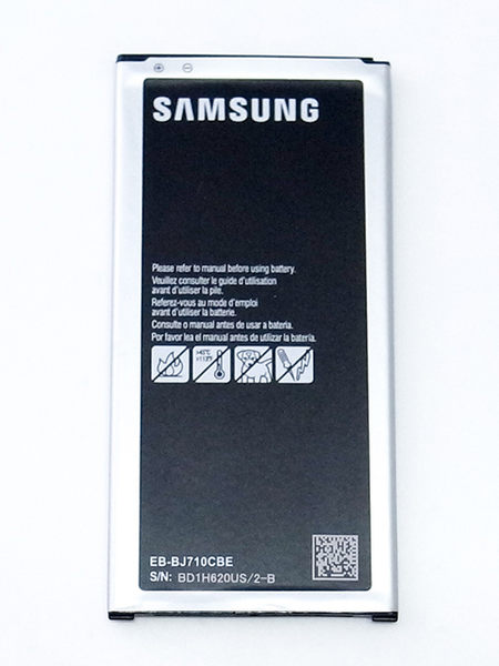 Samsung 原廠電池 J7 2016 J710 3300mah EB-BJ710CBE
