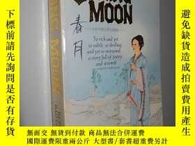 二手書博民逛書店Spring罕見Moon - Bette Bao Lord 英文