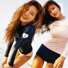 潛水衣   韓國分體潛水服 浮潛服水母衣短褲防曬長袖顯瘦沖浪套裝游泳衣