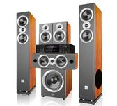 H10智慧款 5.1家庭劇院木質音箱大功率功放客廳電視家用音箱igo 220v 寶貝計畫