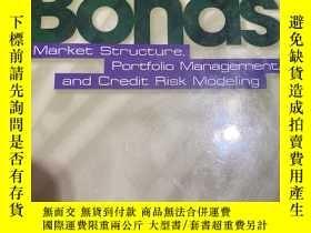 二手書博民逛書店High-Yield罕見Bonds Market Structure , Portfolio Management