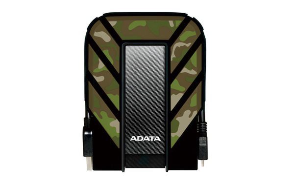 ADATA威剛 HD710M 1TB(限量迷彩) USB3.0 2.5吋軍規防水防震行動硬碟