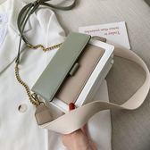 法國小眾包包洋氣包包女包2019新款韓版百搭斜挎包夏季質感小方包 米娜小鋪