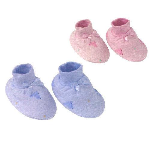 【奇買親子購物網】酷咕鴨KU.KU. 幸福束口護腳套(藍色/粉色)