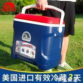 IGLOO易酷樂28L食品保溫箱 家用食物冰桶便攜車載戶外釣魚冷藏箱 igo全館免運