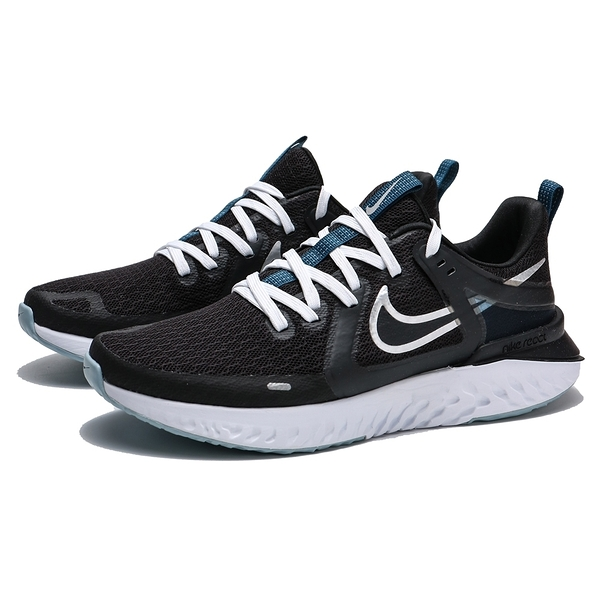 NIKE LEGEND REACT 2 黑 白 慢跑鞋 運動 男(布魯克林) CU2993-001