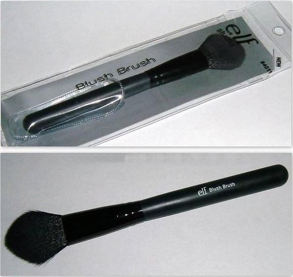 【愛來客 】 美國彩妝品牌ELF e.l.f Blush Brush 84011#腮紅刷化妝刷抗菌刷毛材質