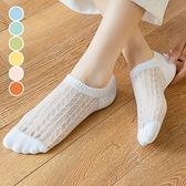 透氣糖果色大人隱形船襪 襪子 隱形船襪 大人襪 短筒襪