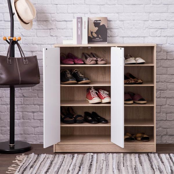 鞋架 收納【收納屋】高點雙門一格鞋櫃&DIY組合傢俱