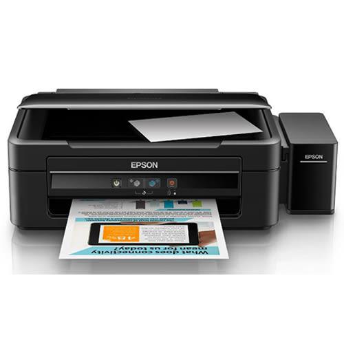 EPSON L360 原廠高速三合一連續供墨印表機