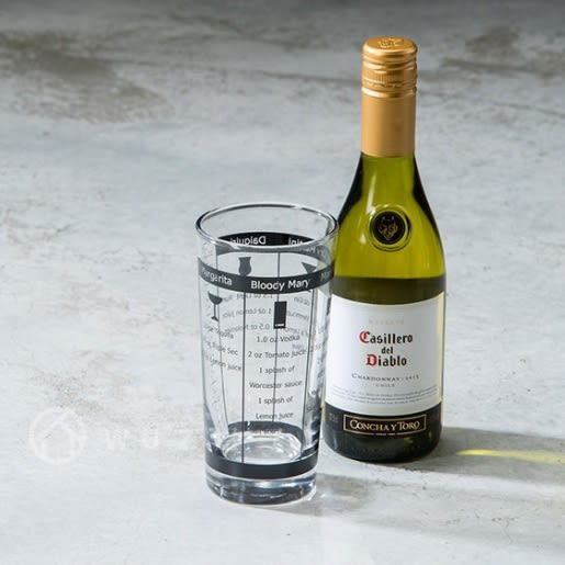 Ocean 雙刻度玻璃調酒杯 435ml/12oz