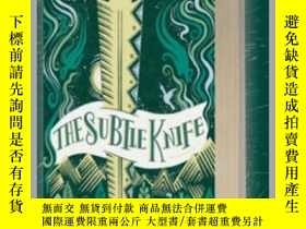 二手書博民逛書店His罕見Dark Materials (Gift Edition) 2: The Subtle Knife 英文