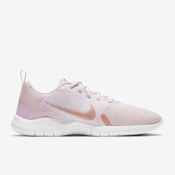 NIKE WMNS FLEX EXPERIENCE RN 10 女款 粉色 運動 慢跑鞋 CI9964600