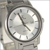 【萬年鐘錶】 日系SIGMA 經典白女錶1122L-2