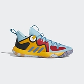 Adidas Harden Stepback 2 Avatar [H01472] 男鞋 籃球鞋 哈登 愛迪達 水藍 黃
