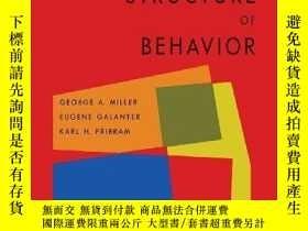 二手書博民逛書店Plans罕見And The Structure Of BehaviorY255562 George A. M