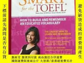 二手書博民逛書店Word罕見Smart for the TOEFL 詳情看圖Y2
