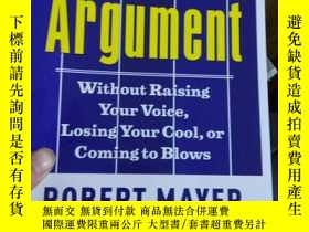 二手書博民逛書店How罕見To Win Any Argument [平裝]Y15