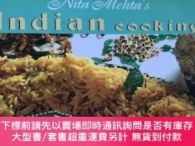 二手書博民逛書店Indian罕見Cooking [Jan 01, 2003] Mehta, Nita (英語)NITA MEHTA