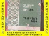 二手書博民逛書店罕見基礎英語教師用書Y213106