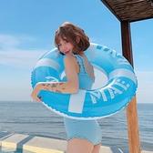 游泳圈大人加厚男女網紅充氣救生圈大號兒童1-3-6歲成人腋下泳圈ATF 格蘭小鋪