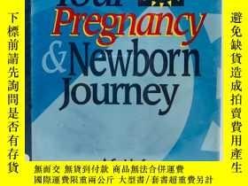 二手書博民逛書店Your罕見Pregnancy and Newborn Jour