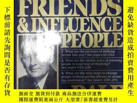 二手書博民逛書店how罕見to win friends influence pe