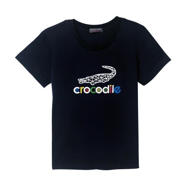 『小鱷魚童裝』經典印圖LOGOT恤(02號~10號)557447
