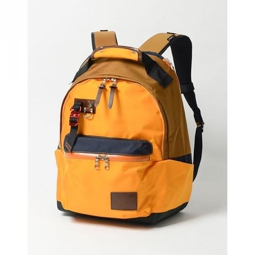 MSPC(master-piece) POTENTIAL-v2 No.01755v2-YELLOW [高機能素材拼接後背包-黃色]