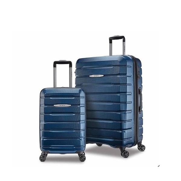 W1307188 Samsonite Luggage Set 硬殼行李箱 27 +20 含輪尺寸為28 +21