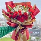 花束 全國母親節向日葵玫瑰康乃馨鮮花速遞生日混搭百合