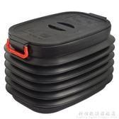 邦寧汽車收納箱可伸縮折疊收納車載儲物箱車用整理箱后備箱置物箱 WD科炫數位旗艦店