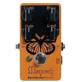美國 Earthquaker Device Monarch Overdrive 破音 效果器 總代理公司貨 保固一年