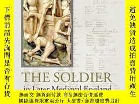 二手書博民逛書店The罕見Soldier In Later Medieval E