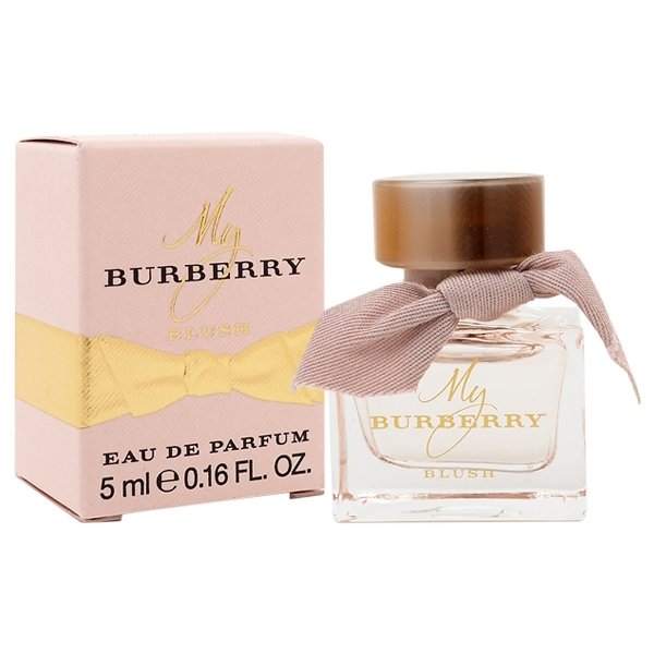 BURBERRY My Burberry Blush女性淡香精(5ml)【小三美日】※禁空運