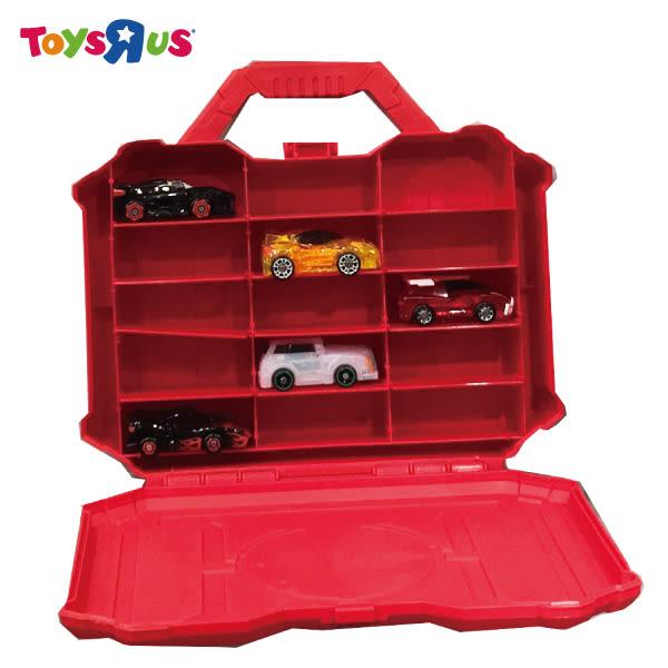 玩具反斗城 MATTEL 魔車戰魂-對決收納盒
