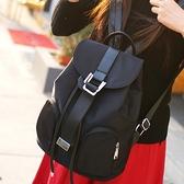 (免運)DE shop - 尼龍雙肩日休閒帆布小背包背帶後背包 - PP - 809