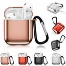 蘋果 AirPods 保護套 交換禮物 電鍍 耳機套 藍牙 耳機盒 Apple