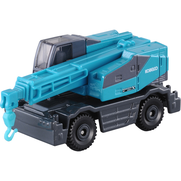 TOMICA 多美小汽車 NO﹒73 Kobelco Rough Terrain Crane Panther X 250