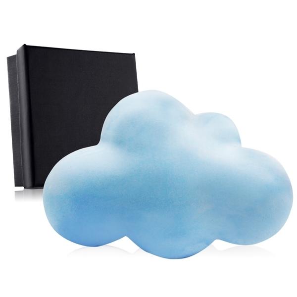 O'Pretty 歐沛媞 室內/車用 香氛擴香石擺飾-藍色雲朵