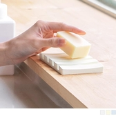 《ZB0664》純色凹凸抑菌吸濕珪藻土肥皂托盤 OrangeBear