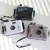 相機潛水膠卷傻瓜相機ins道具套餐防水款內置彩色膠卷拍完可換新