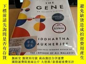 二手書博民逛書店The罕見Gene:An Intimate HistoryY4211 Siddhartha Mukherjee