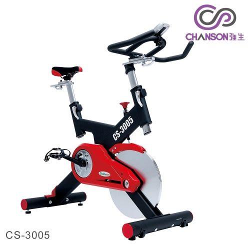 【強生CHANSON】競速飛輪健身車CS-3005