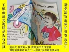 二手書博民逛書店The罕見Children s Lottery:兒童彩票Y200392